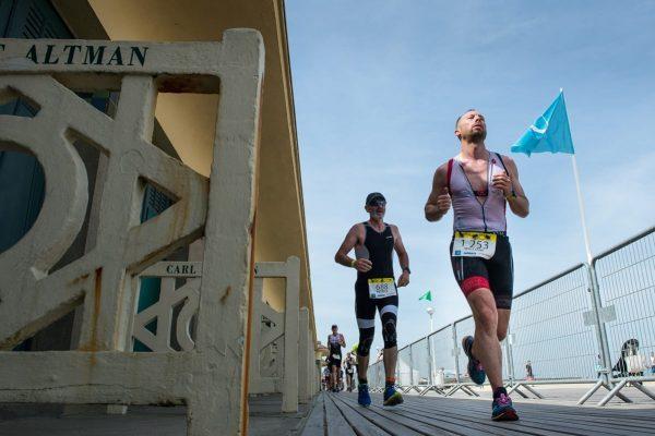 Deauville: Triathlon