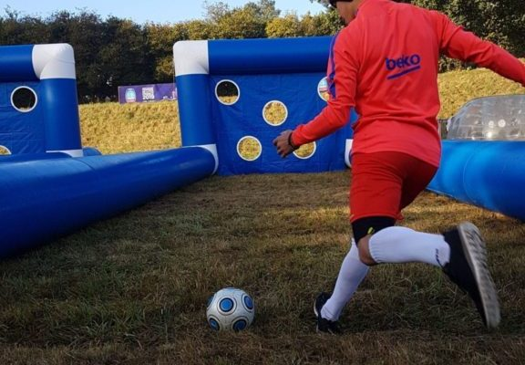 Tournée football promotionnelle normandie