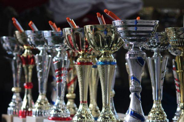 Trophées des Rosalies Falaises Calvados challenge entreprise
