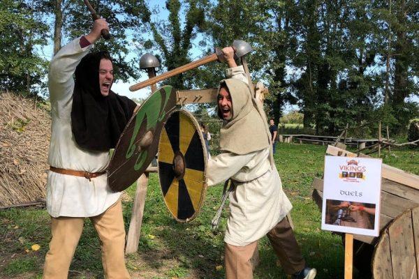 Team Building Viking Normandie