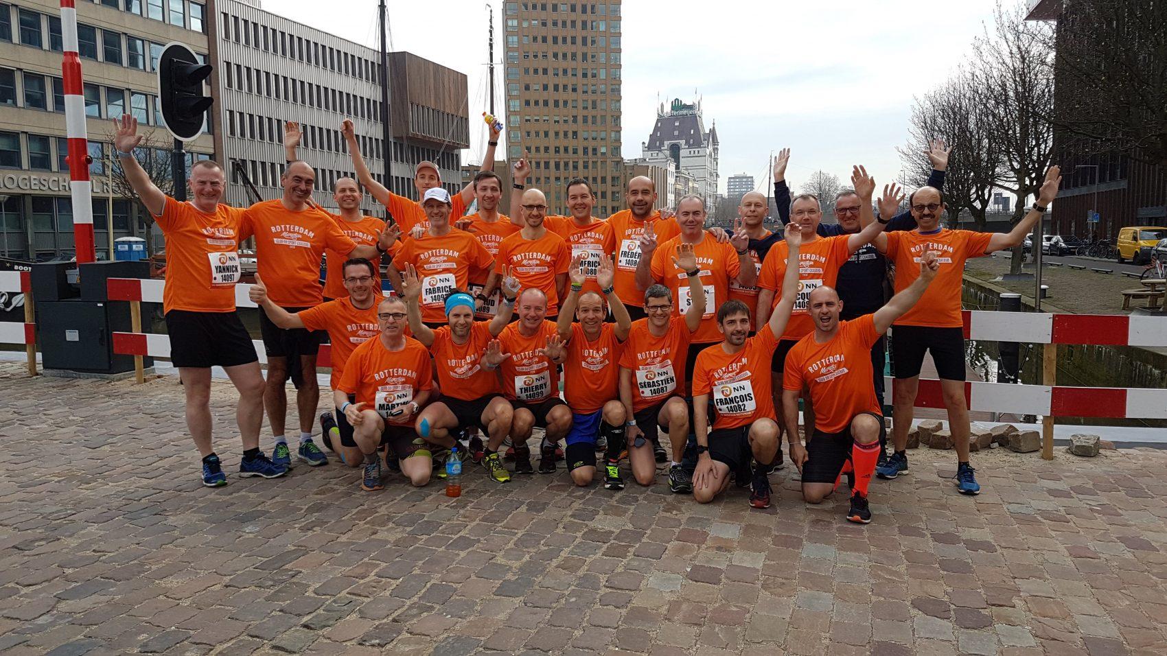 marathon Rotterdam coaching