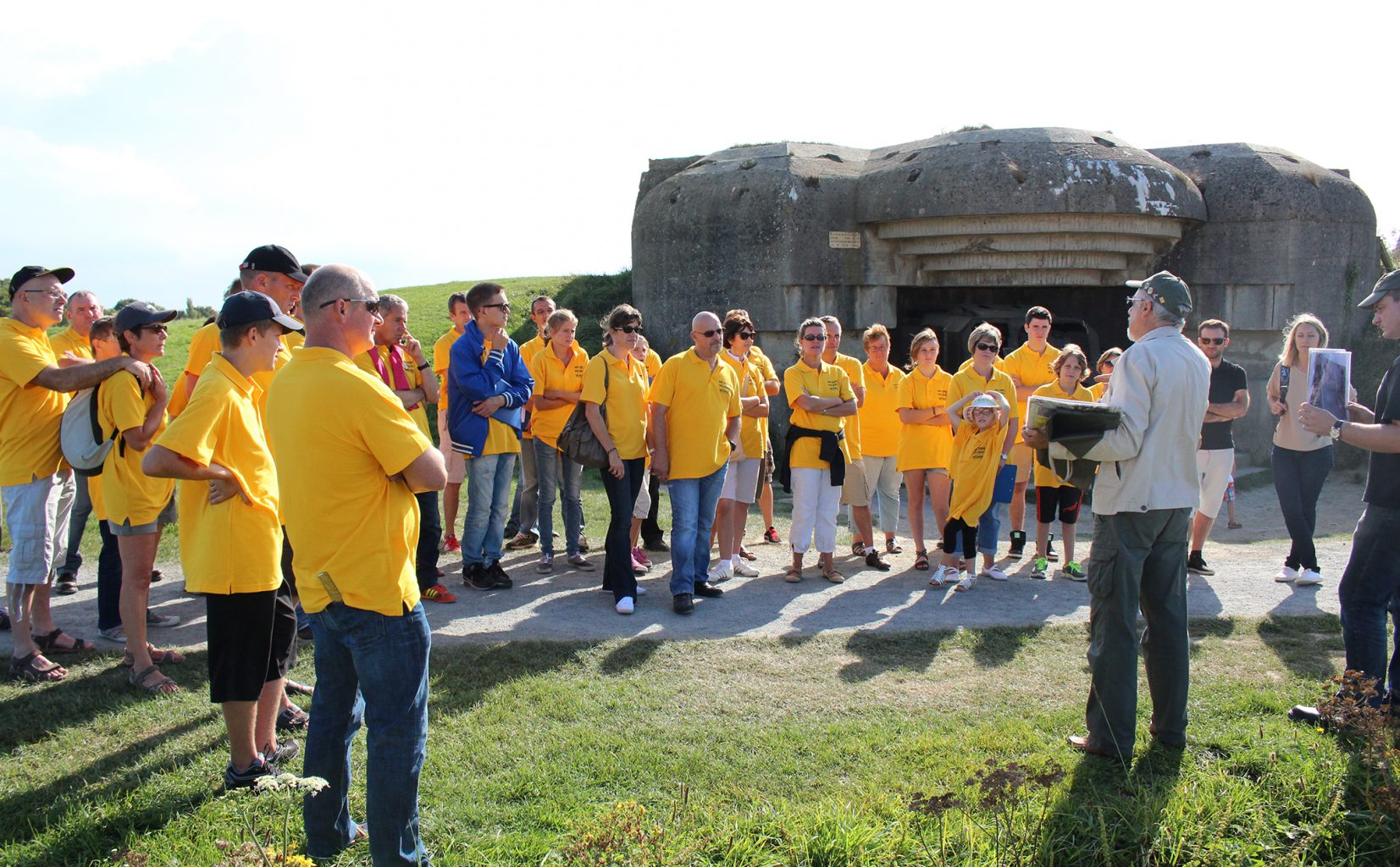 historien batterie team building exaequo