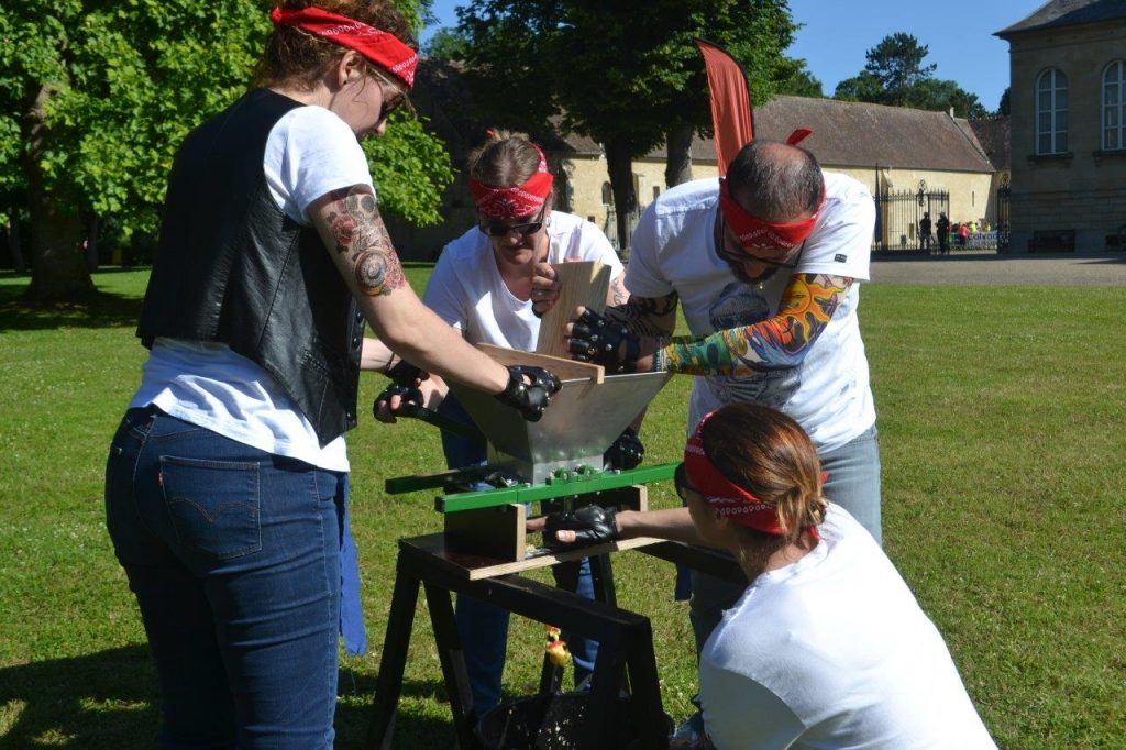 Team building ferme Normandie