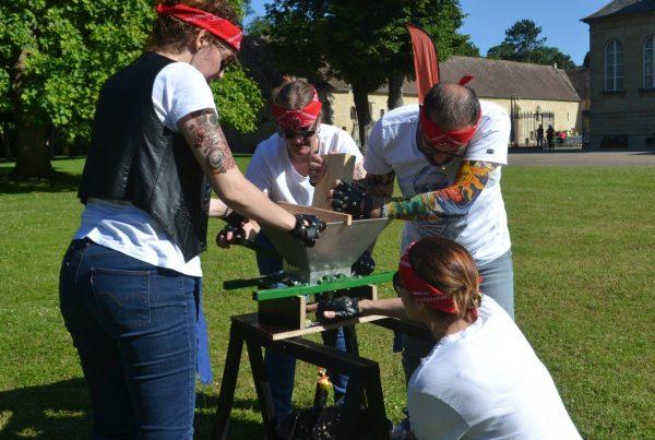Team building ferme Normandie