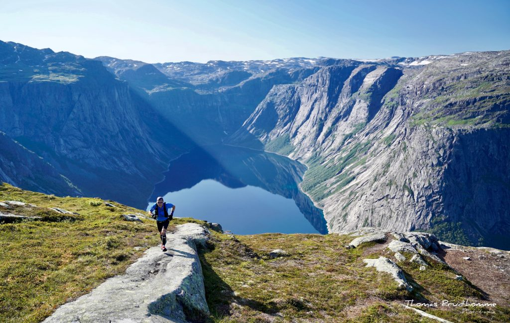 Norway Fjord Trail