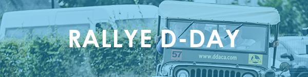 Rallye DDay Team Building Histoire Débarquement Normandie 6 juin 1944