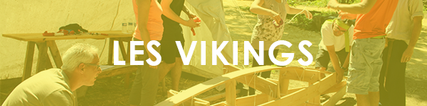 Vikings Normandie Team Building Construction Incentive Bateau