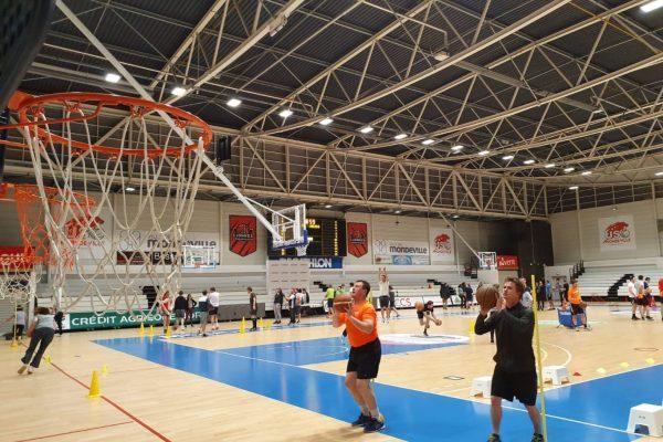 USOM mondeville basket