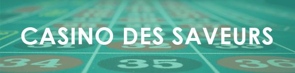 Casino des saveurs Team Building Normandie Stratégie Réflexion Incentive Jeux Mises
