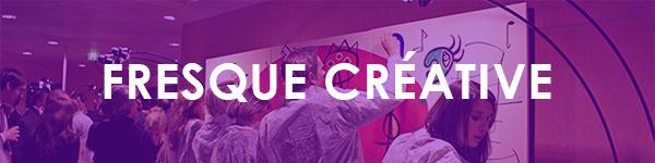 fresque créative team building création peinture équipe entreprise normandie