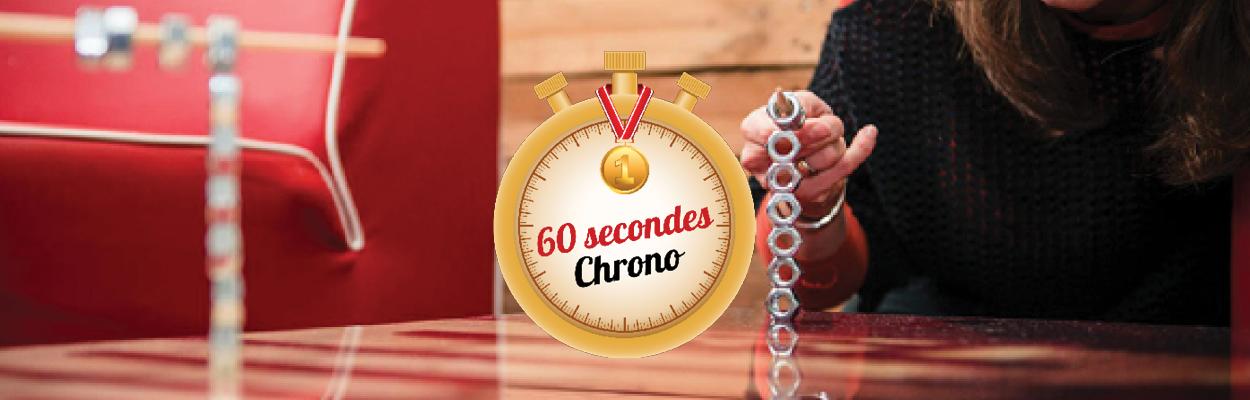 60 secondes chrono Team building