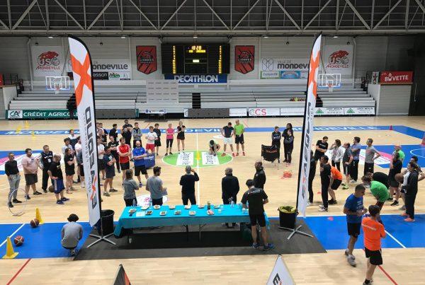 Basketball Indoor Team Building Normandie
