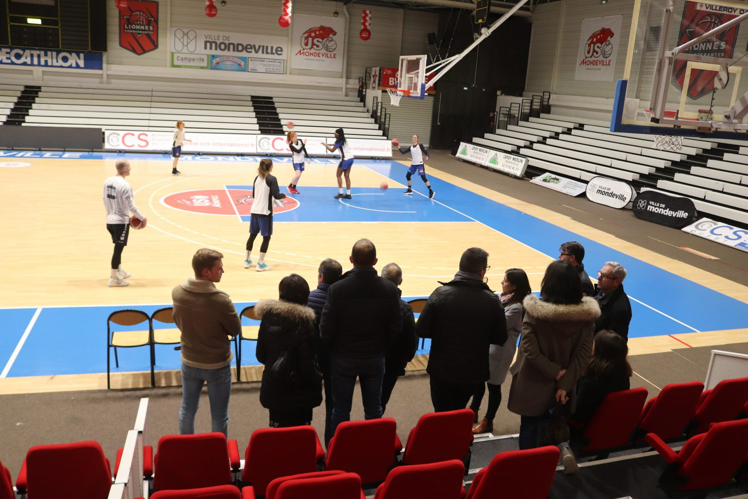 USO MONDEVILLE Basket club du sport