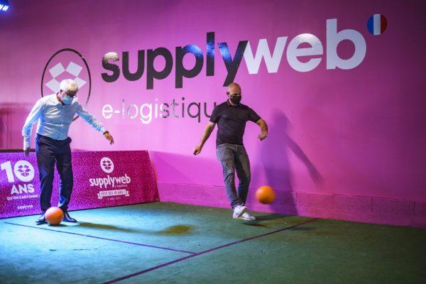 Supplyweb défis connectés