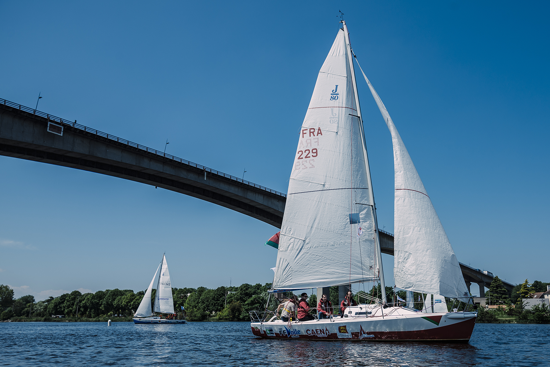 N'Cup bateaux entreprises team building