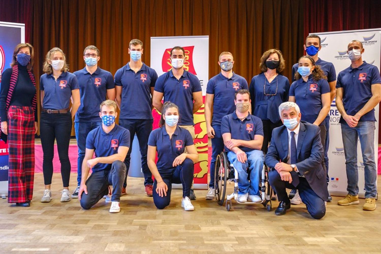 Team Builfing Houlgate Region Normandie Sportif Team