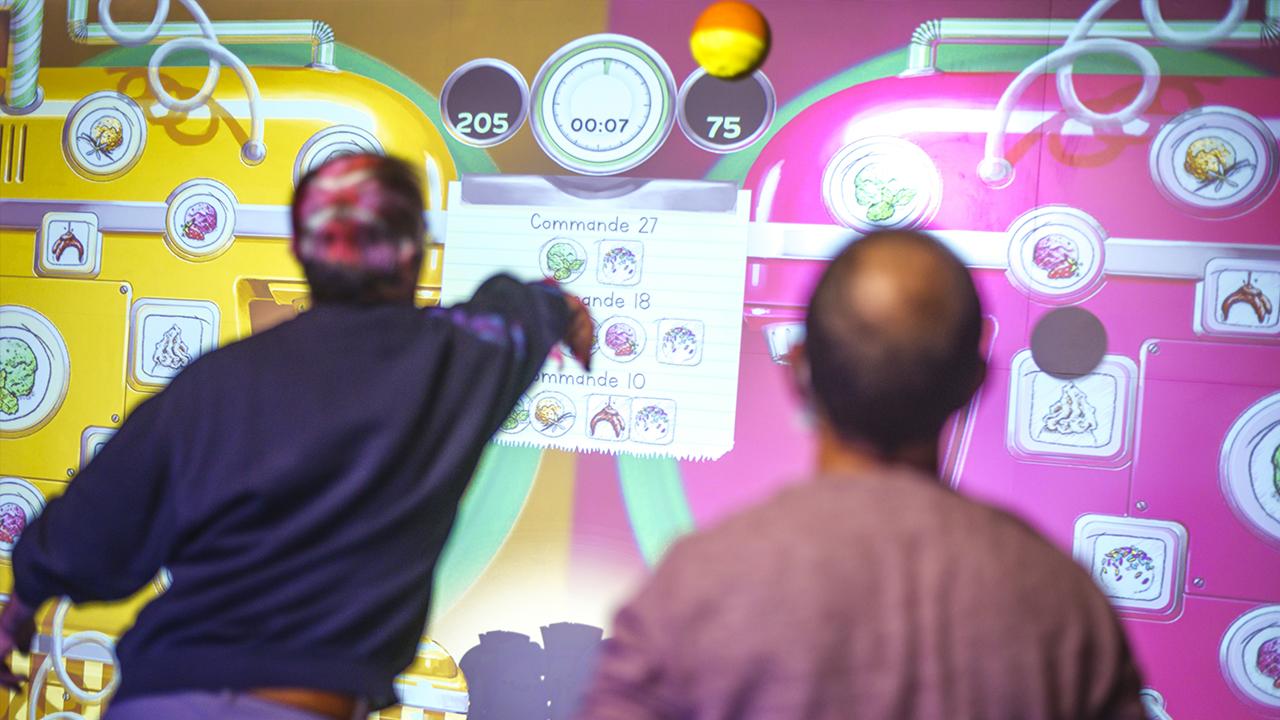 Animations les défis connectés team building caen entreprise