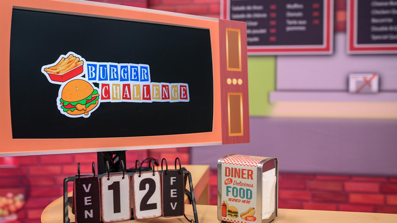 Burger Challenge activités entreprise calvados teambuilding