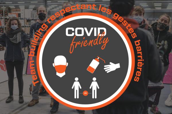 Charte covid friendly événements Exaequo communication covid-19