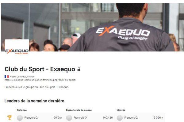 Nouveauté club du sport Caen entreprises coaching