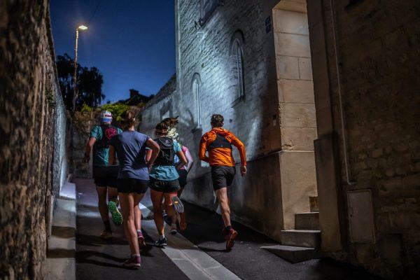 course marche trail Caen ça bouge événement Calvados