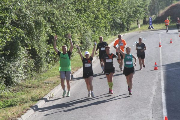Club du Sport semi marathon foulées d'Exaequo juin 2021