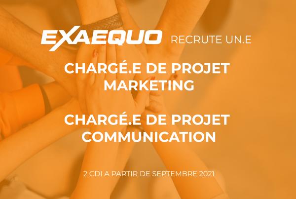 Chargé de communication marketing