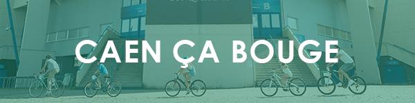 Caen ca bouge Calvados offre entreprise vélo trail