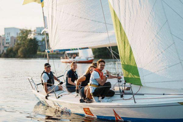 Norlanda's Cup 2021 régate de voile business inter-entreprise